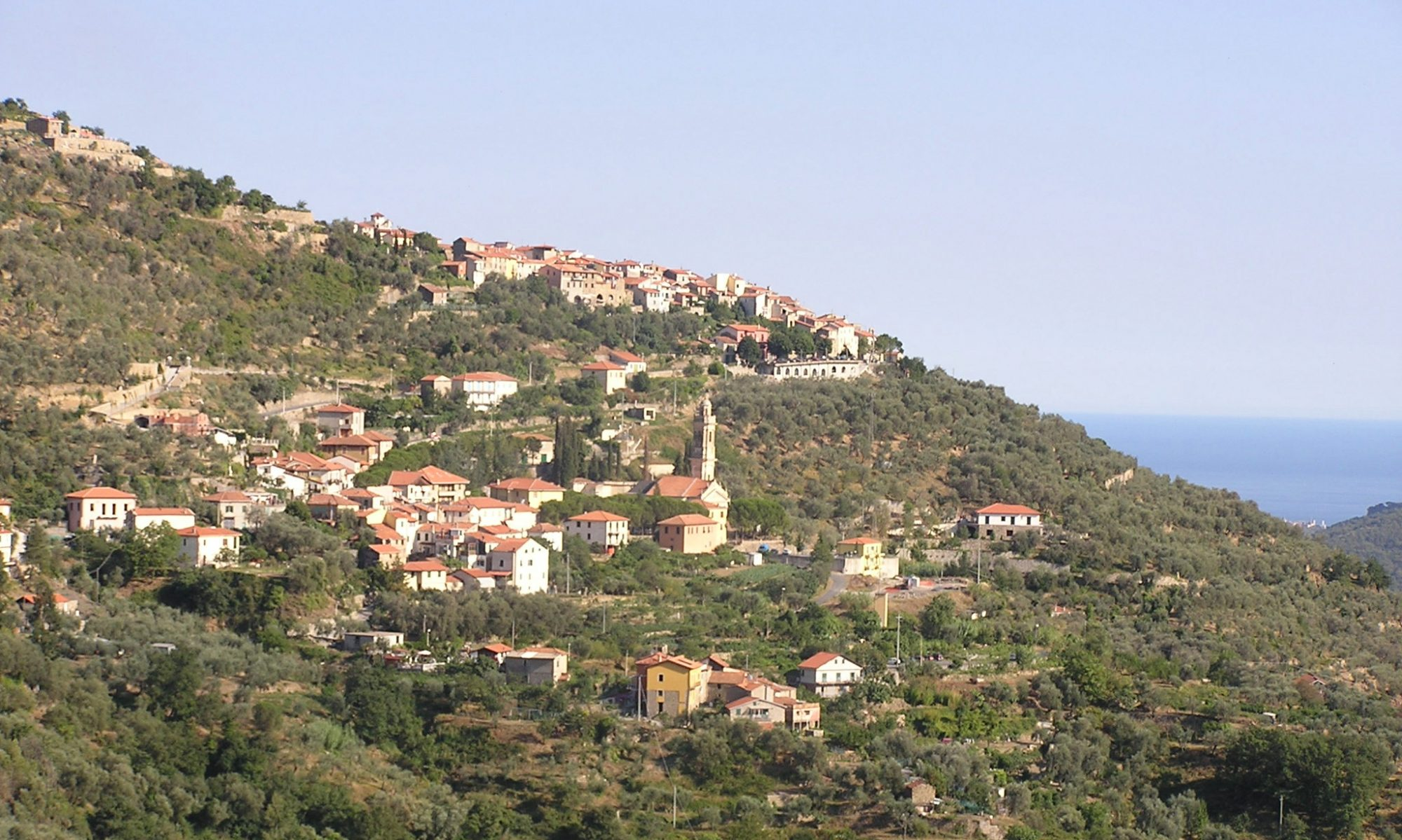 Ferienhaus Casa Rossa - Italien - Riviera - Ligurien